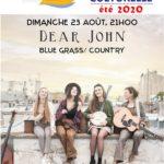 Affiche Concert Dear John
