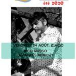 Affiche Concert Nico