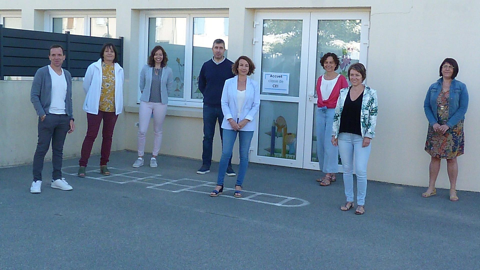 Ecole St Maurice Enseignants