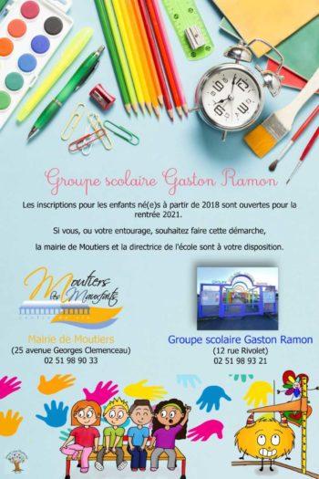 école Gaston Ramon