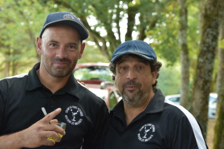 Champ de Foire Pétanque Moutiers-les-Mauxfaits : Fête du club
